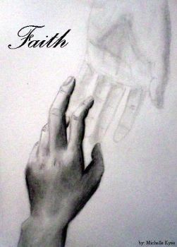 Faith by thechikwiththepencil
