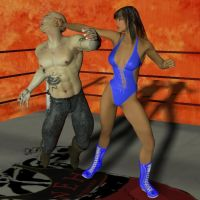 mixed battle 32 by cattle6