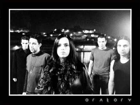 Black And White by oratory
