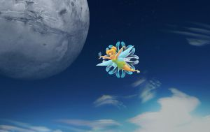 Tinkerbell_Flys__To_Moon by SinCityGirl73