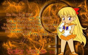 SMA - Sailor Venus by EssJay89