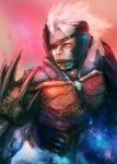 Raiden Expressionistic by d3athb3rrymon