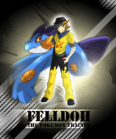Felldoh the Pokemon Trainer by super-tuler
