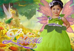 Leticia's 4th Birthday by Alce1977