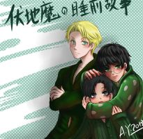 HarryPotter Drarry Fan ART FanFic PIc by arisa-chibara