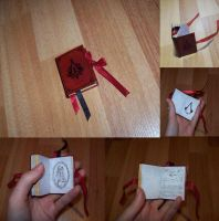 Assassin's Creed: Codex mini by Sereniti-Dragonheart