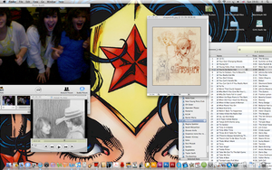 mah desktop by PNPN