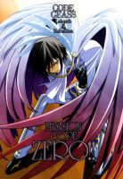 Code Geass - White  Wing  Zero by Kuro-No-Kishidan