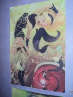 Gravity Rush Poster 9 by DazzyDrawingN2