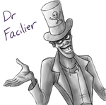 Dr. Facilier by tomahachi12