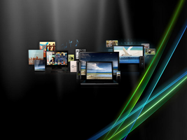 windows media center wall 18 by tonev