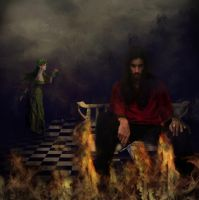 Hell For Hades by RavenMaddArtwork