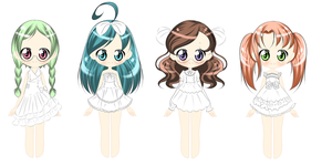 +Lolita adoptables+ by Amai--Kiss