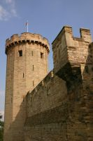 Warwick Castle Tower by FoxStox