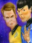 Space Husbands' Caricature by spicysteweddemon