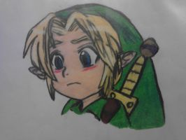 Young Link by TeLinkfan1
