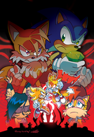 Sonic Chaos Rising by Wankers-Cramp