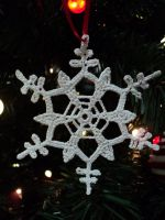Snowflake 2013 by Brookette