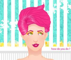 How do you hair-do? by Star1ight