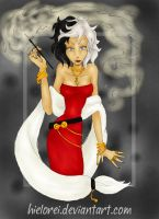 Cruella by hielorei