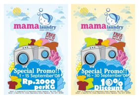 mama laundry special promo by tora28142