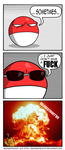 Voltorb in a nutshell by BrokenTeapot