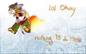 lol okay nothing to do here by Imalou