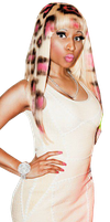 Nicki PNG by Ro-editions