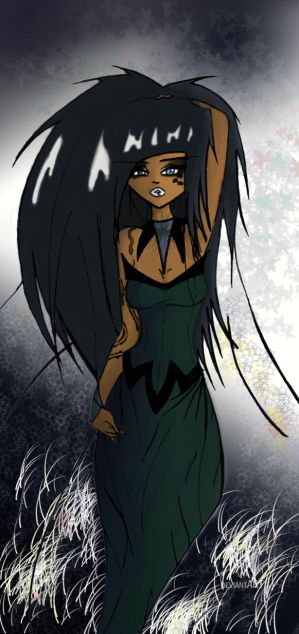 The Greek Goddess Of Night