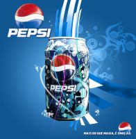 announcement Pepsi by cadarncamacho