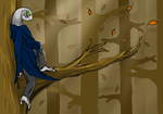 The Autumn has Arrived by LunaHawk1