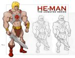 He-man Animation Concept by GavinMichelli