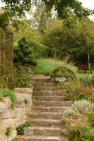 Chalice Well Steps 3 by FoxStox