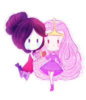 Bubbline pixel by kioler