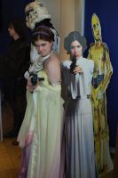 Call me Princess Leia once more and you'll see... by GrimildeMalatesta