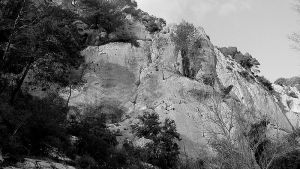 The Cliff by MrSpring