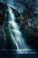 Niasar waterfall by farzanehlphl