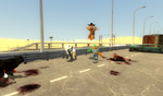 On the Road of Ruin (Gmod) by BurningMyElectronics