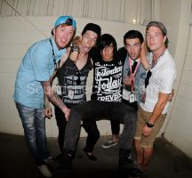 Sleeping with Sirens by Soundcheck411