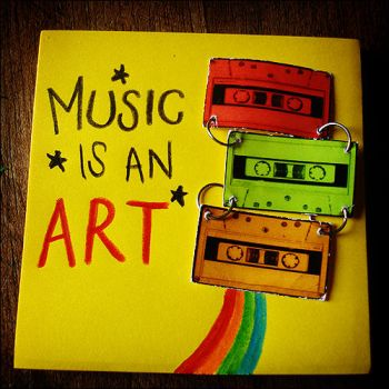 Music is an art by Alephunky