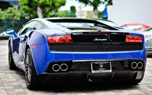 Lamborghini Wallpaper by SylvesterST