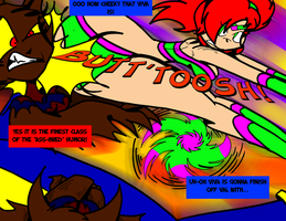 UCF Flashpoint 6 Way Vixens Title Match pg 10 by ralphbear