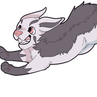 M for Mightyena by pew