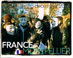France #opbigbrother 8/12/12 by OpGraffiti