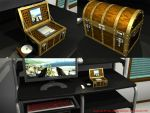 Nvidia Ion PC Mod Contest 2009 by DFStormbringer