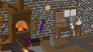 IronHide's Forge by IronHidePony