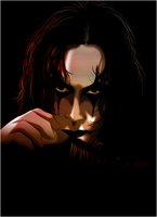 Eric Draven by InvisibleRainArt
