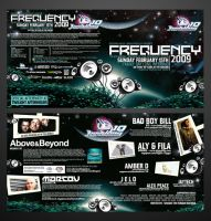 frequency flyer by jeanpaul