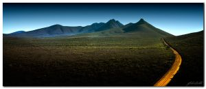 Stirling Range #3 by jcantelo