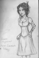 Isabelle Lightwood by conesound